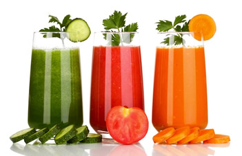 Diet Results on Juice Fasting